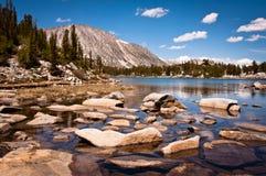 Озеро Chickenfoot стоковые фотографии rf