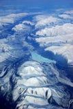 озеро chukotka Стоковая Фотография
