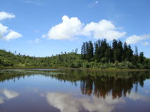 озеро claude brickaville Стоковые Фото