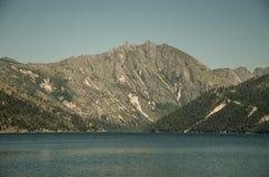 Озеро Coldwater Стоковые Изображения RF