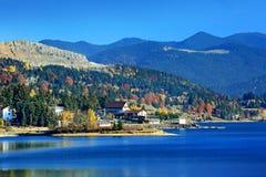 Озеро Colibita Стоковая Фотография