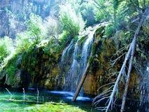 озеро colorado стоковая фотография