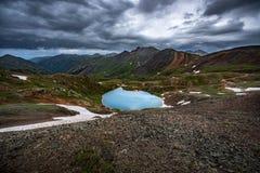 Озеро Como Колорадо Стоковые Фото