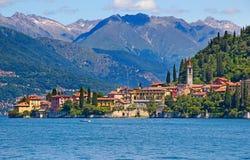 Озеро Como стоковые изображения