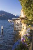 озеро como bellagio Стоковые Фотографии RF