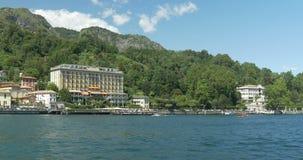 Озеро Como Tremezzo акции видеоматериалы