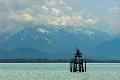озеро constance стоковая фотография