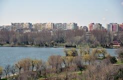 озеро constanta Стоковая Фотография