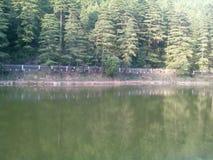 Озеро Dal Стоковая Фотография
