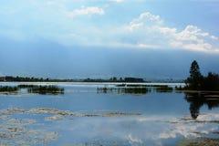 Озеро Dali Стоковые Фотографии RF