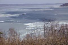 Озеро Dor бюстгальтеров стоковое изображение