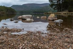 Озеро Eilein стоковое фото