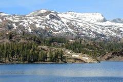 Озеро Ellery Стоковые Изображения RF