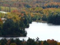 озеро elliot осени Стоковая Фотография RF