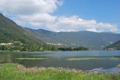 озеро endine стоковые изображения rf