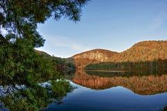Озеро Fairfield Стоковая Фотография RF