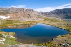 Озеро Fairplay Стоковое Изображение RF