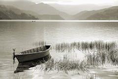 озеро fewa Стоковое фото RF