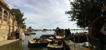 Озеро Gadisar Стоковое фото RF