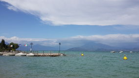 Озеро Garda, Верона Стоковые Изображения