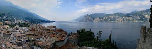 Озеро Garda, Италия Стоковая Фотография RF