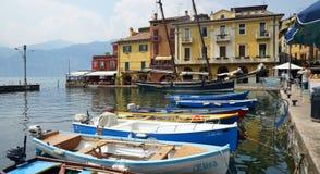 Озеро Garda Стоковое фото RF