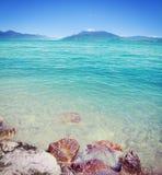 Озеро Garda Стоковые Фото