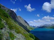 Озеро Gjende Стоковые Фото