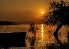Озеро Golyazi Стоковые Фотографии RF