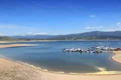 Озеро Granby, Колорадо стоковое изображение