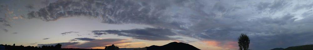 Озеро Grant, Колорадо Стоковые Изображения RF