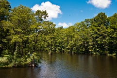 Озеро Greenfield Стоковые Фото