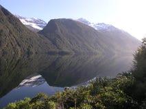 Озеро Gunn Стоковое Изображение