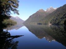 Озеро Gunn стоковое фото