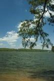 Озеро Guntersville, AL Стоковые Фотографии RF