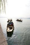 озеро hangzhou фарфора западное стоковая фотография rf