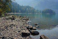 Озеро Harrison Стоковая Фотография