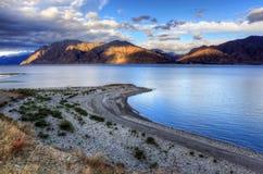 Озеро Hawea Стоковое фото RF