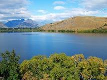 озеро hayes Стоковые Изображения