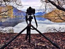 озеро hayes Стоковое Изображение RF