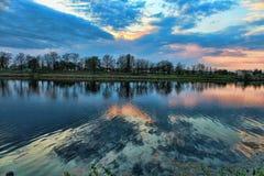 Озеро HD Стоковое Изображение RF