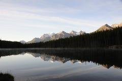 Озеро Hebert Стоковые Изображения