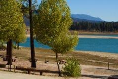 Озеро Hemet Стоковые Изображения