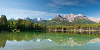 озеро herbert Стоковое Изображение RF