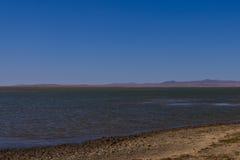Озеро Hulun Стоковое фото RF