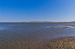 Озеро Hulun Стоковые Фотографии RF