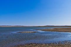 Озеро Hulun Стоковые Изображения RF