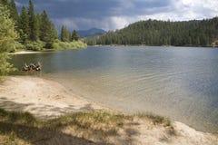 озеро hume Стоковые Изображения