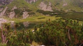 Озеро Iezer стоковые фотографии rf