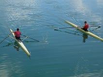Озеро Jarun в Загреб Стоковая Фотография RF